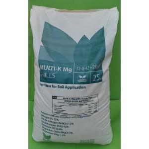 Agrofeed 12-0-42 + 2% Mg Prills